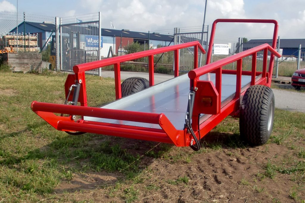 Bale trailer RB-6000