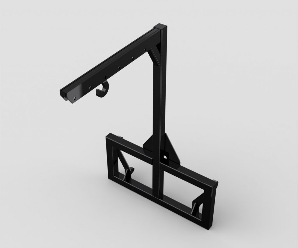 Frame for big bags DR-M