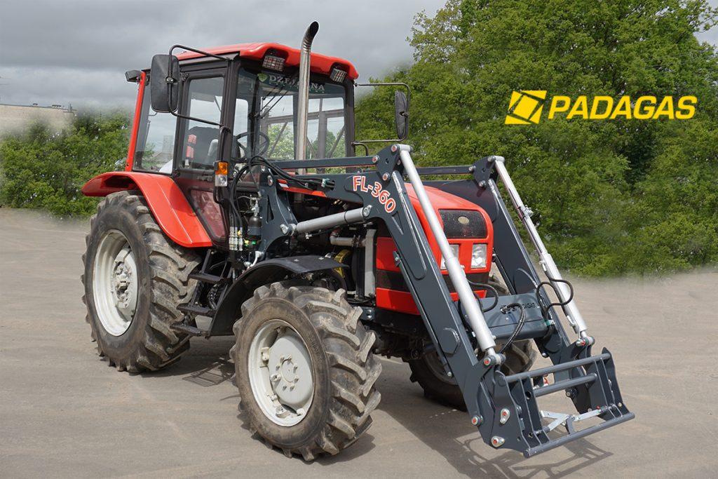 Medium size tractor loader FL-360