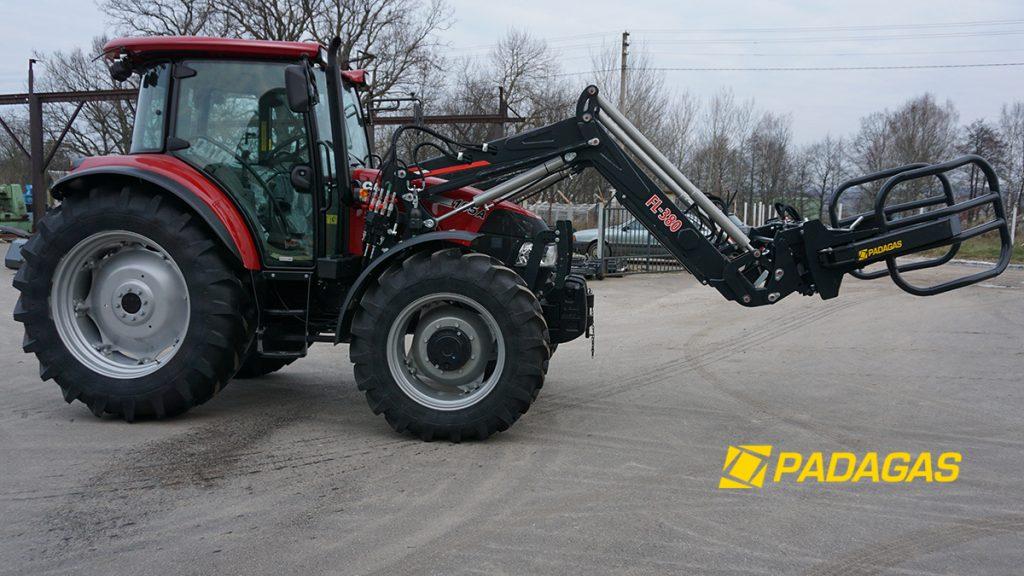 Tractor loader FL-380