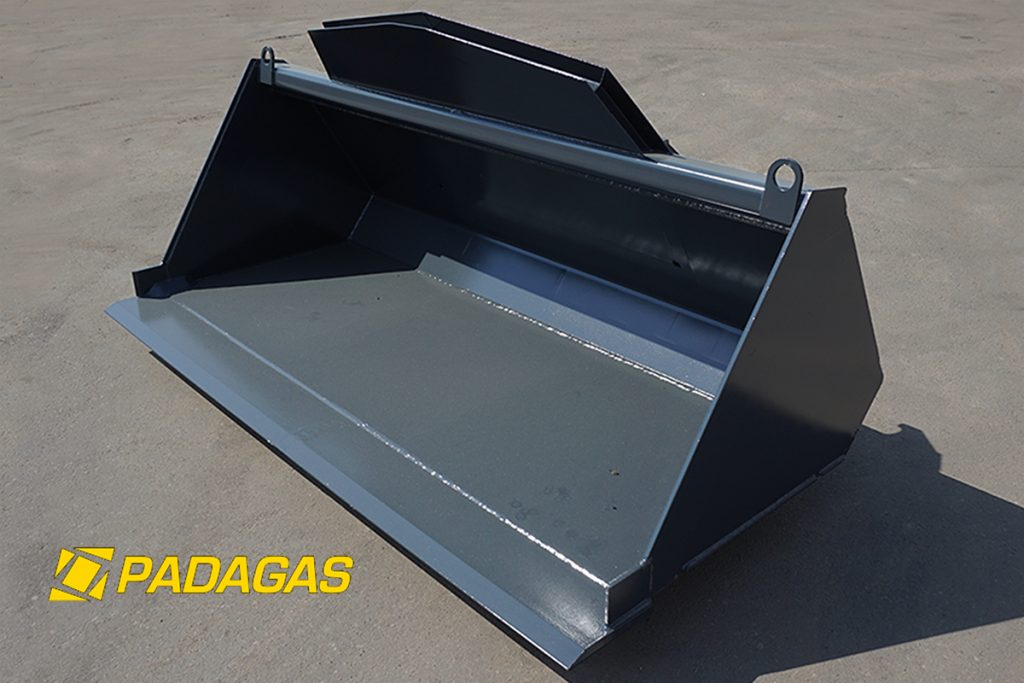 Padagas - Heavy construction buckets KTC designed for hard work