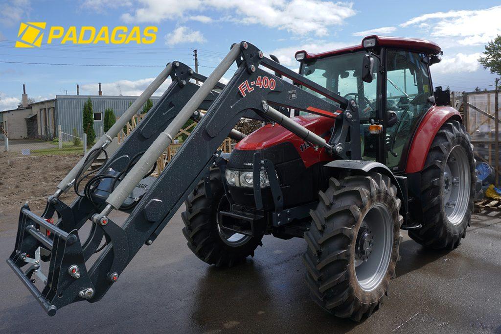 Heavy tractor loader FL-400