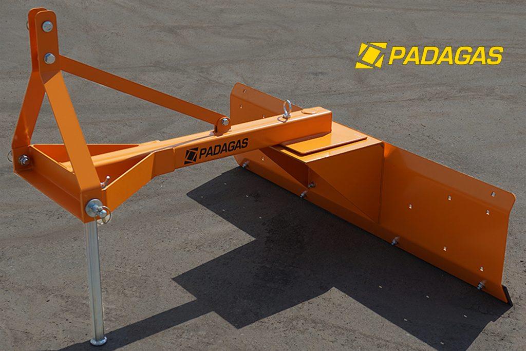 Bulldozer GF / snow plough / snow blade / Padagas