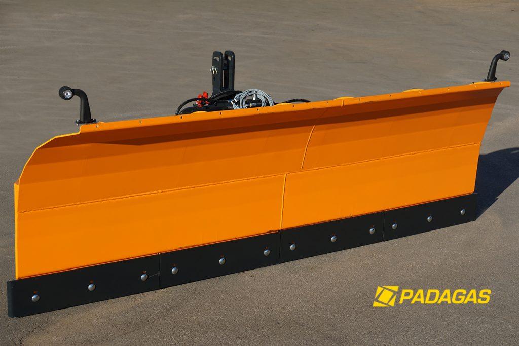 Snowplow heavy class SSV