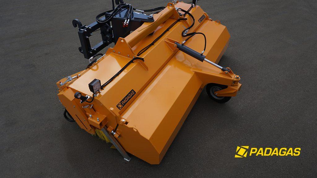 Sweeping machine professional road sweeper Profi H street sweeper