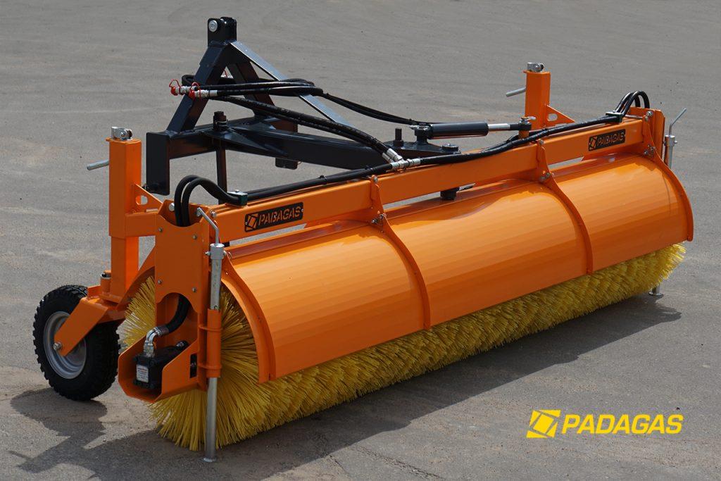 Universal sweeper PI