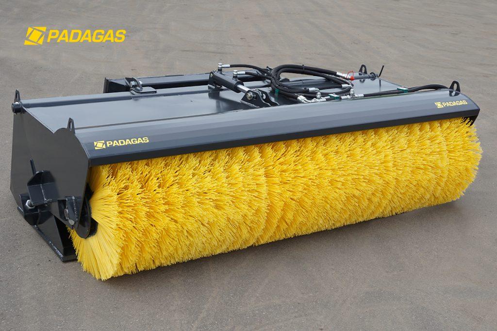 Sweeping machine BS