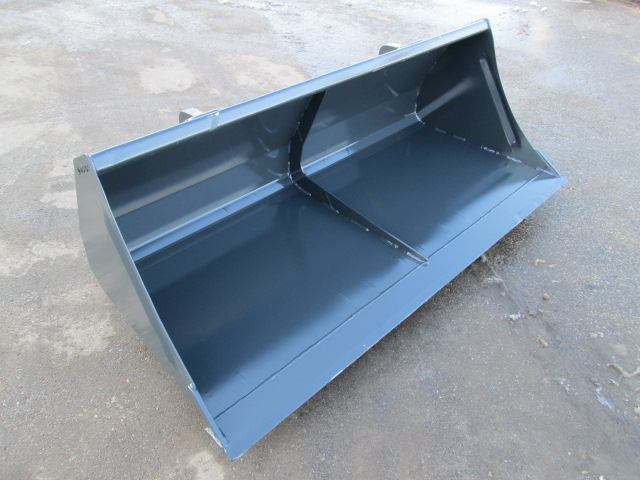 Universal bucket KB-M designed for universal work in farm.