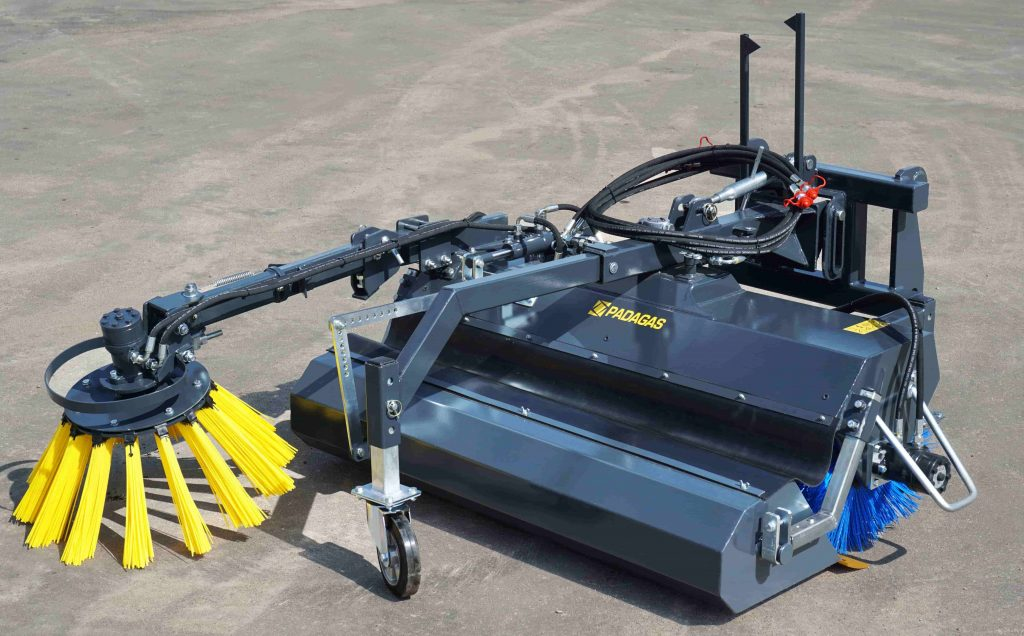 Sweeping machine FKM/GKM-BH