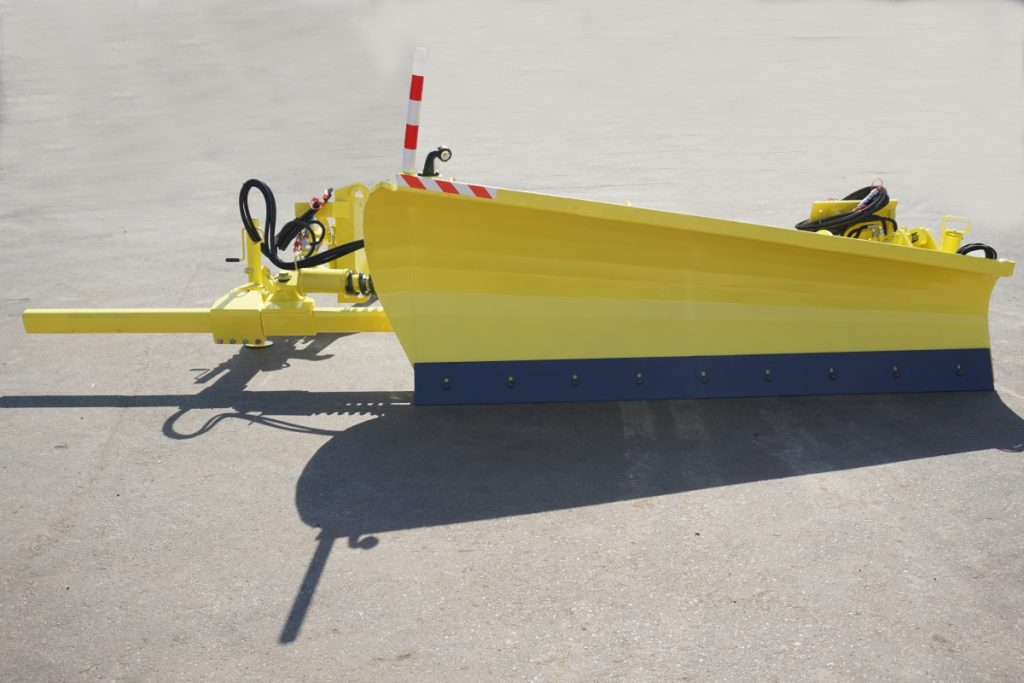 New product - grader attachment SG-250